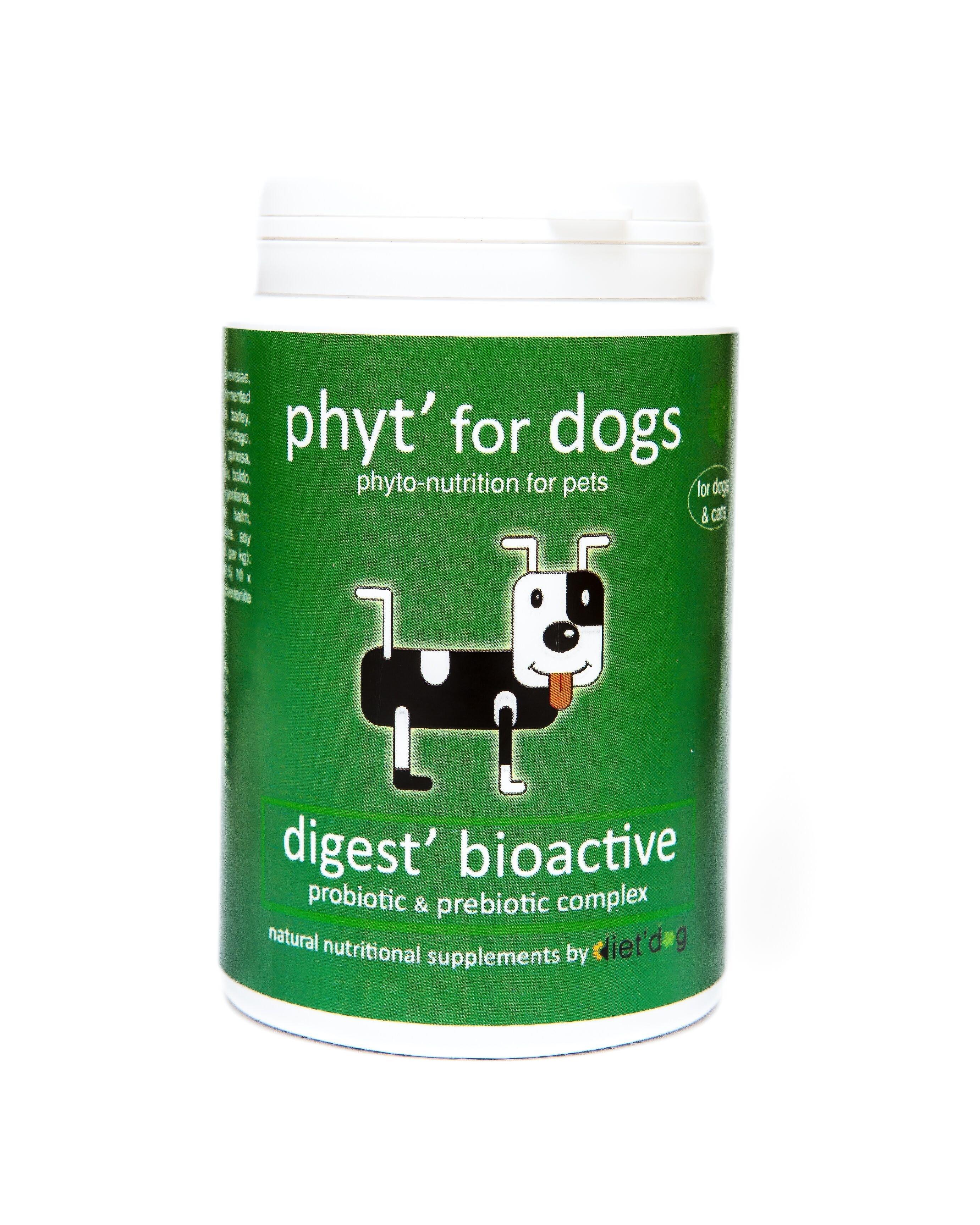 Diet Dog Digest bioactive